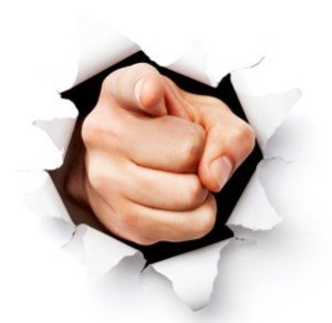 gestione-aziendale-puntare-dito-