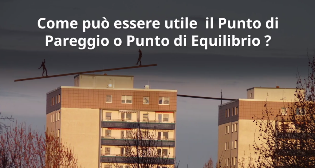 punto-di-equilibro-punto di-pareggio-break-even-point